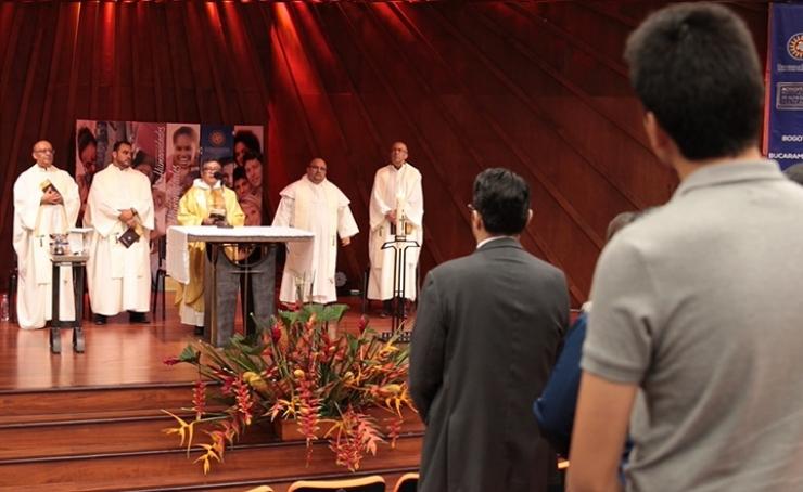 La Santoto estuvo de celebración. Homenajeado Santo Domingo de Guzmán    Educación   Variedades   EL FRENTE
