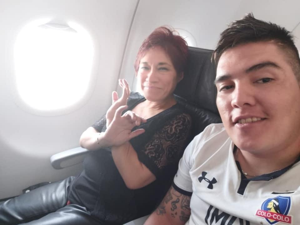 Asesino de Ámory Ojeda quiere meterle paquete chileno a la justicia | EL FRENTE