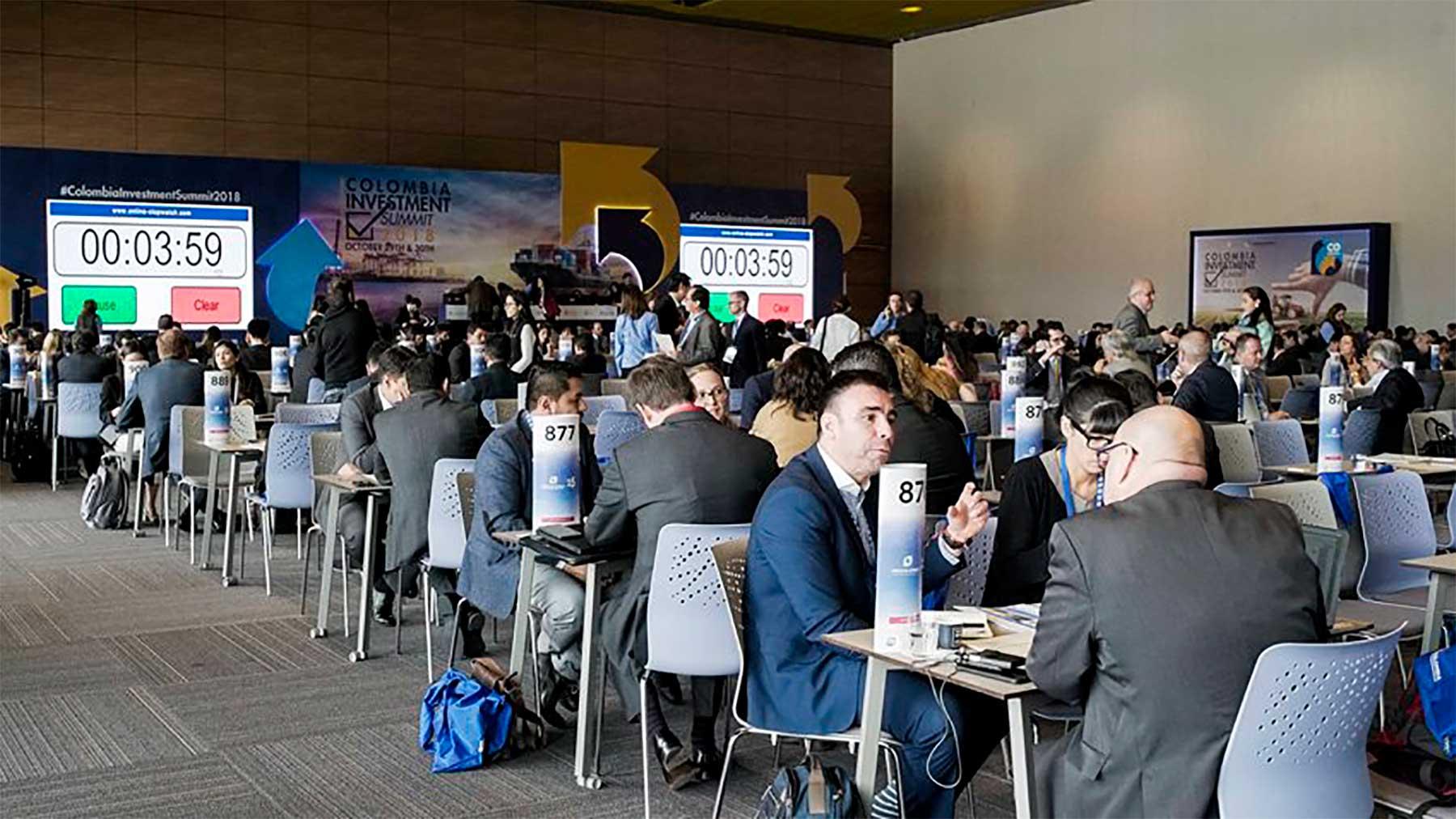 Cumbre Investment Summit será en octubre. Los extranjeros buscan negocios en Colombia   Nacional   Economía   EL FRENTE