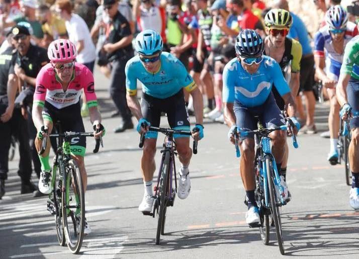 La Vuelta a España con presencia de once colombianos | Deportes | EL FRENTE