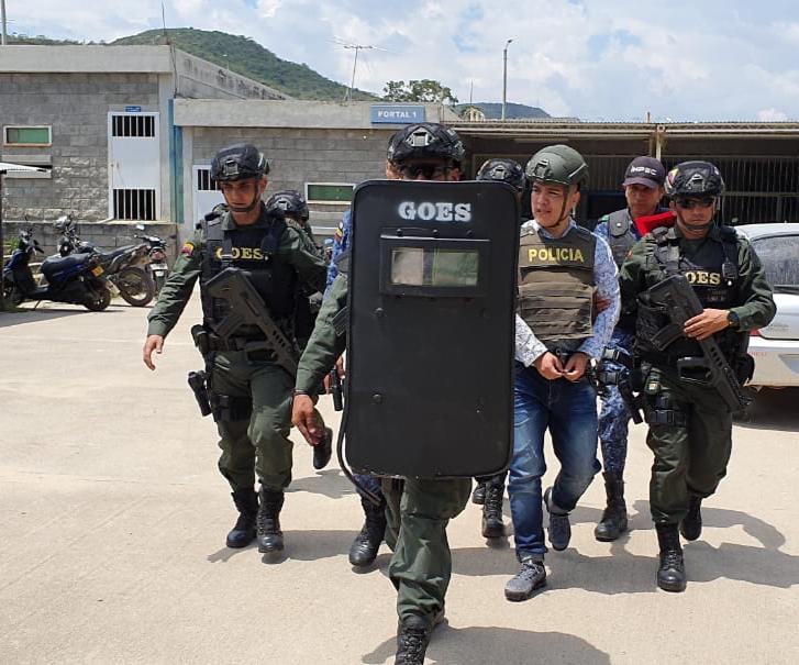 Con prueba psiquiátrica asesino de chilena intentaría eludir prisión en centro carcelario | EL FRENTE