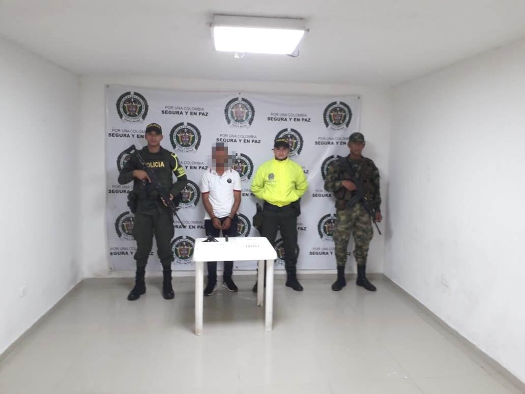 Capturados en Barrancabermeja y Bolívar dos presuntos integrantes de la red de apoyo del ELN | EL FRENTE