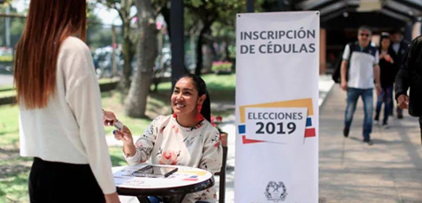 Inscripciones de cédulas en barrancabermeja. 18.054 ciudadanos se registraron para las elecciones | EL FRENTE