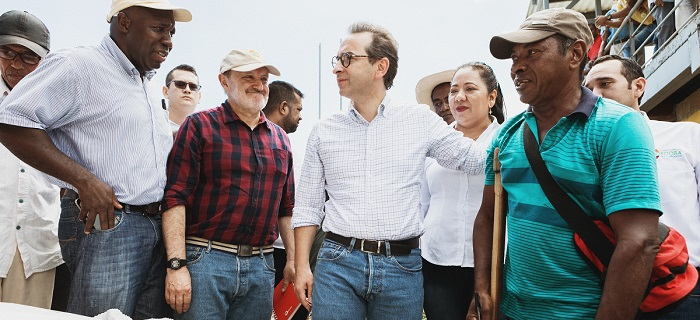 $16.000 millones de MinAgricultura para paneleros. Dineros llegarán a la Hoya del Río Suárez | EL FRENTE