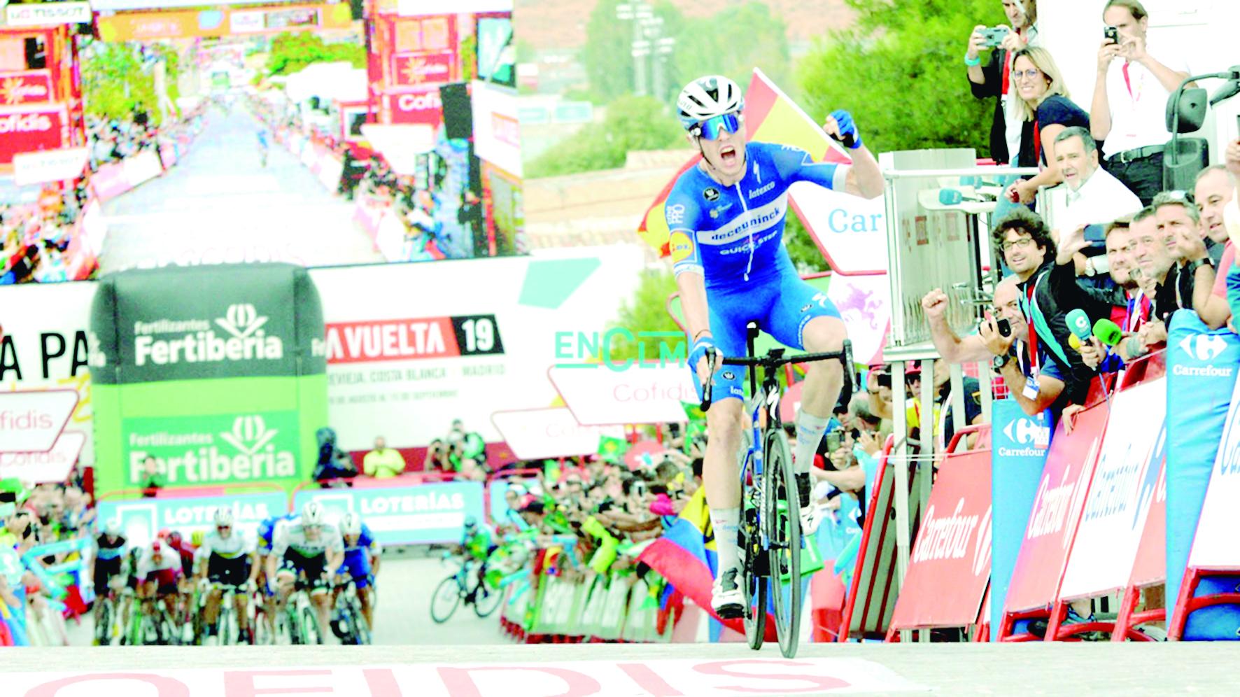 Cavagna gana en Toledo en antesala a la batalla final | Internacional | Deportes | EL FRENTE