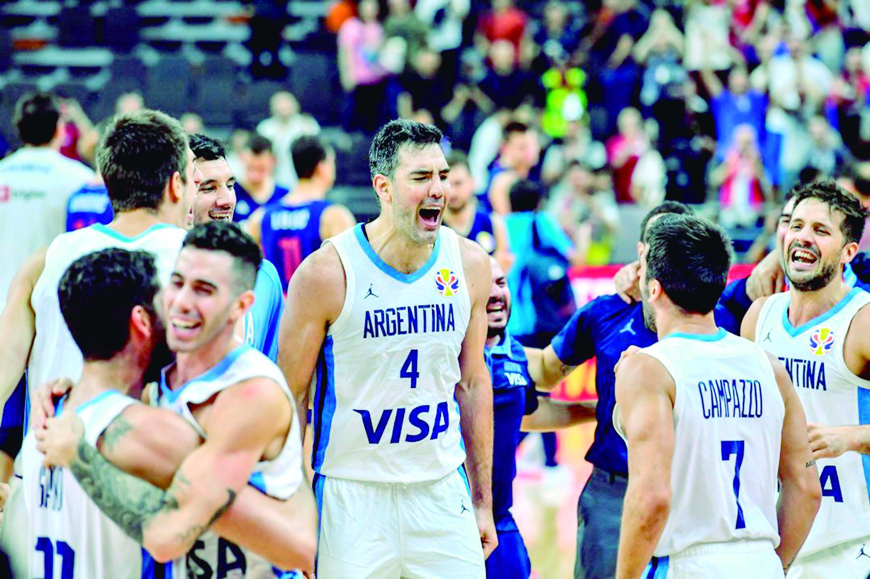 Argentina en la final del Mundial de baloncesto  | Internacional | Deportes | EL FRENTE