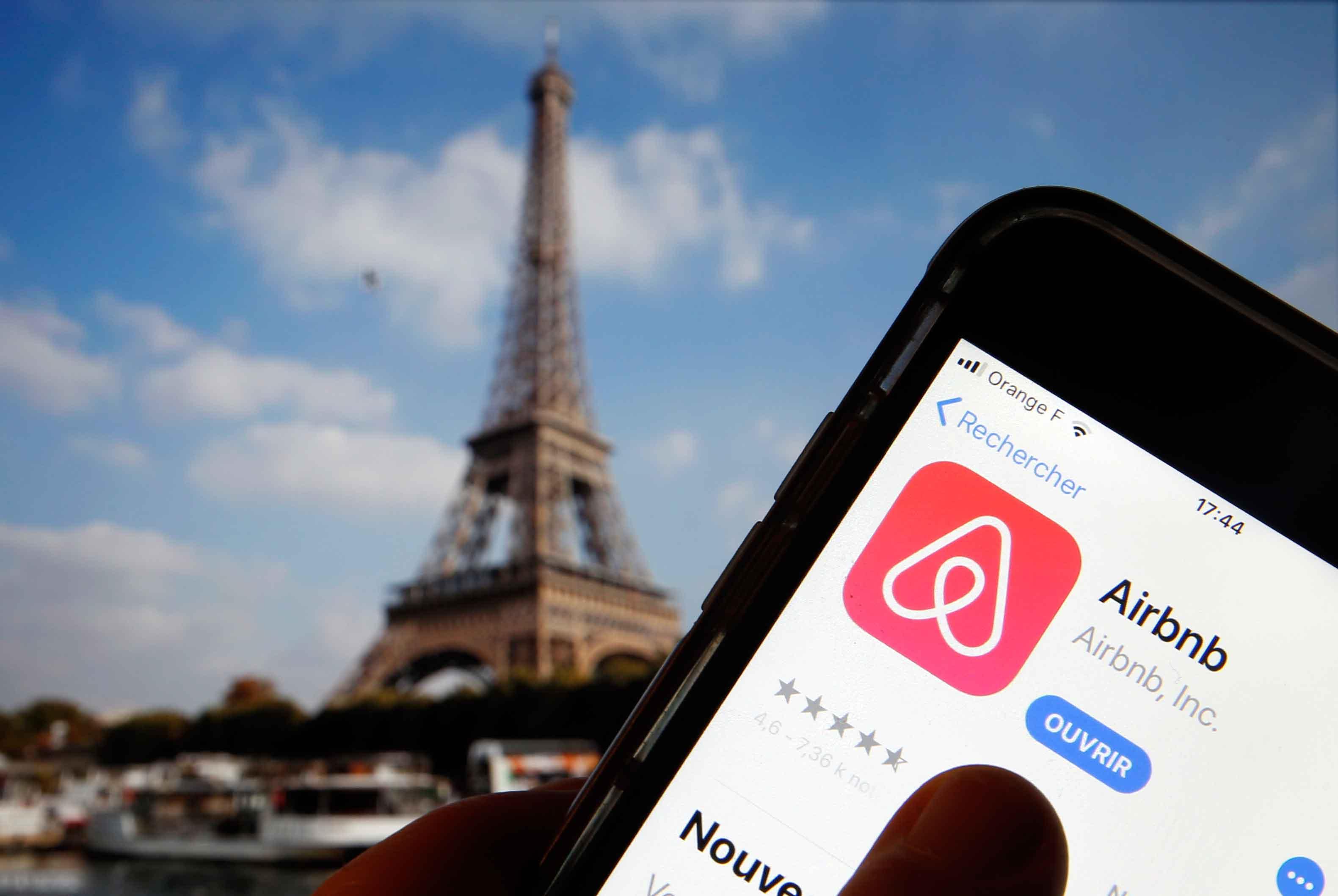 Airbnb, el mundo en sus dedos  | Economía | EL FRENTE