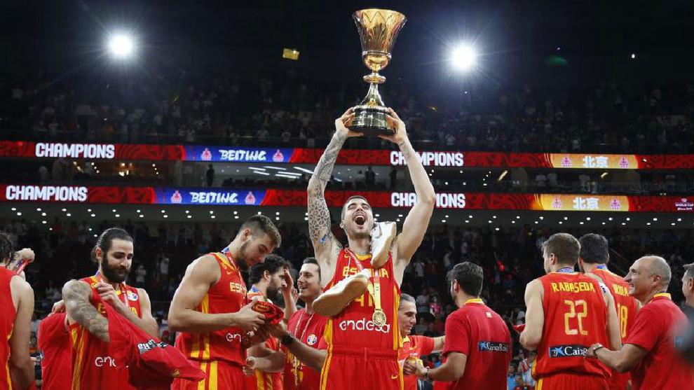 España campeona del mundo en baloncesto tras derrotar a Argentina 95 - 75 | Internacional | Deportes | EL FRENTE