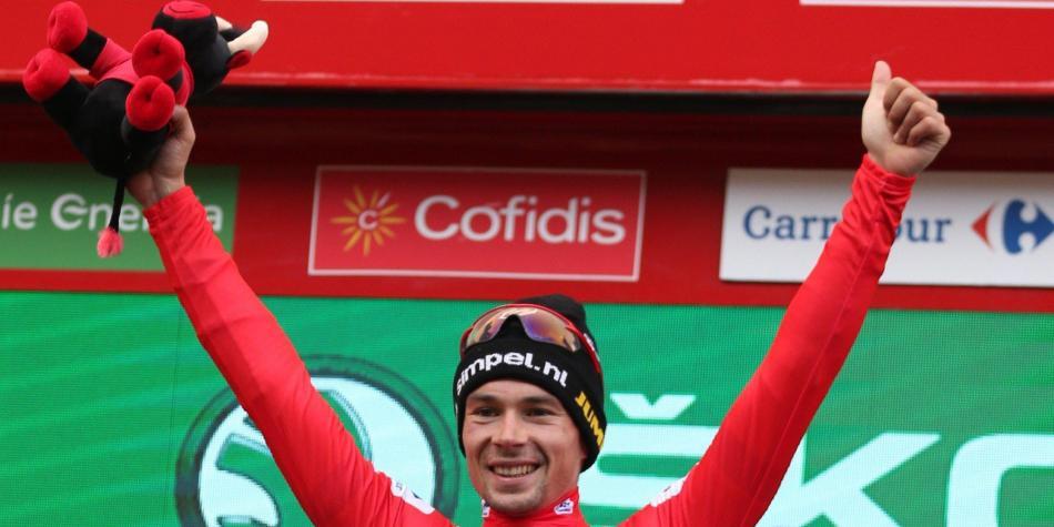 Primoz Roglic entró en la historia del ciclismo mundial al coronarse campeón de la Vuelta a España | Internacional | Deportes | EL FRENTE