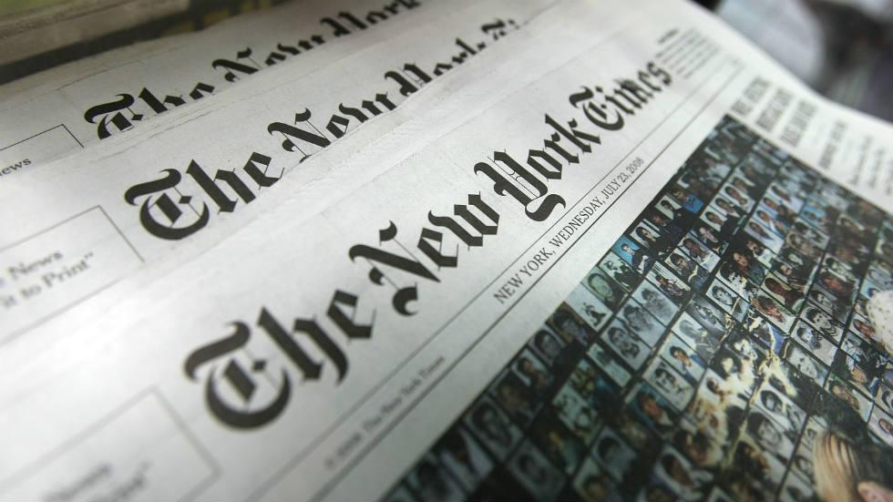 The New York Times cerró su edición en español  | Economía | EL FRENTE