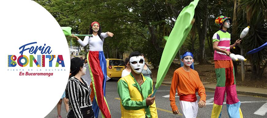 La magia del teatro internacional se tomó barrios de Bucaramanga    Metro   EL FRENTE