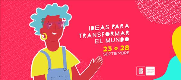 Inscripciones abiertas para el U18 FEST. Ideas para transformar el mundo  | Variedades | EL FRENTE