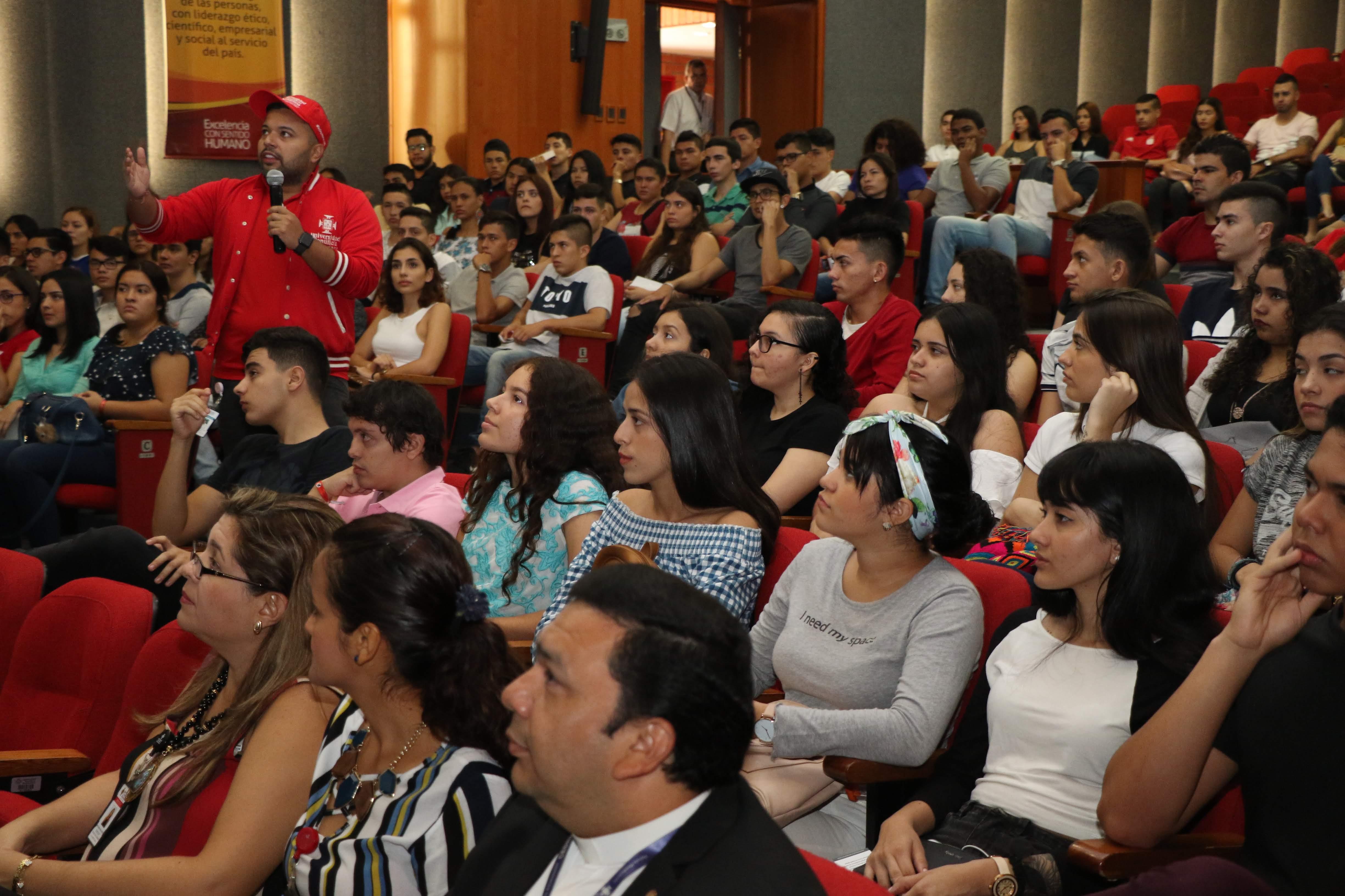 Encuentro U4 en la UPB. Socialización de programas y procesos de las universidades  | Variedades | EL FRENTE