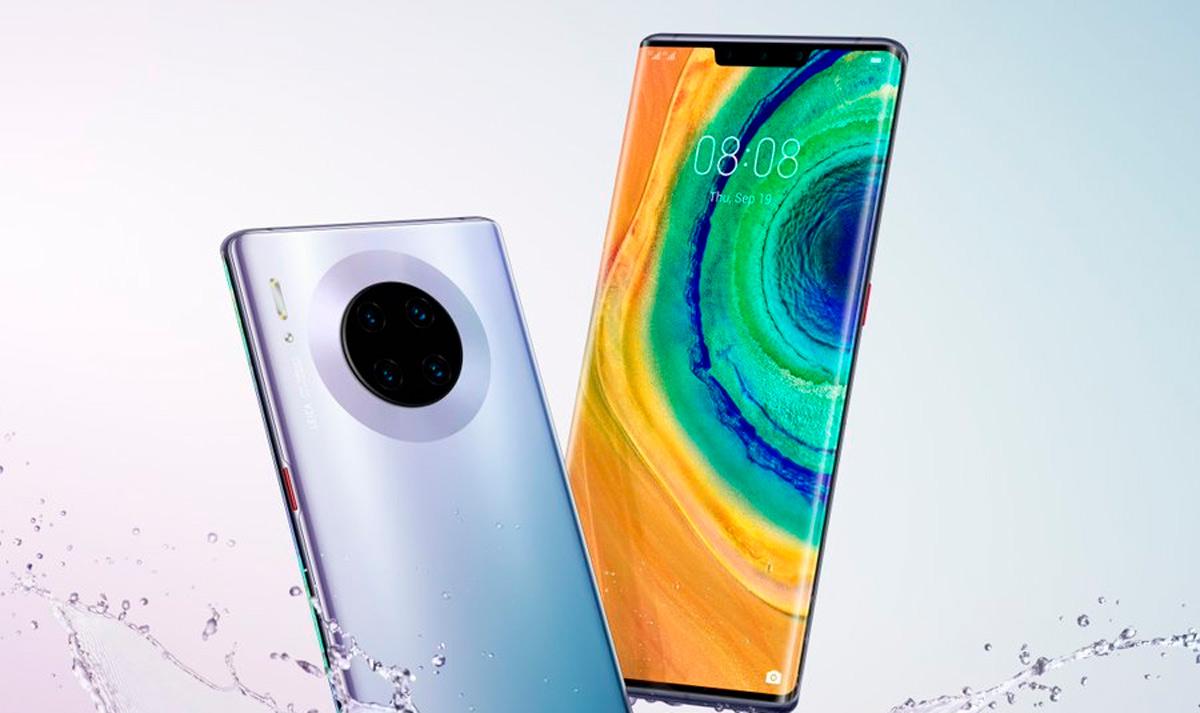 Huawei lanzó su primer celular sin aplicaciones de Google | EL FRENTE