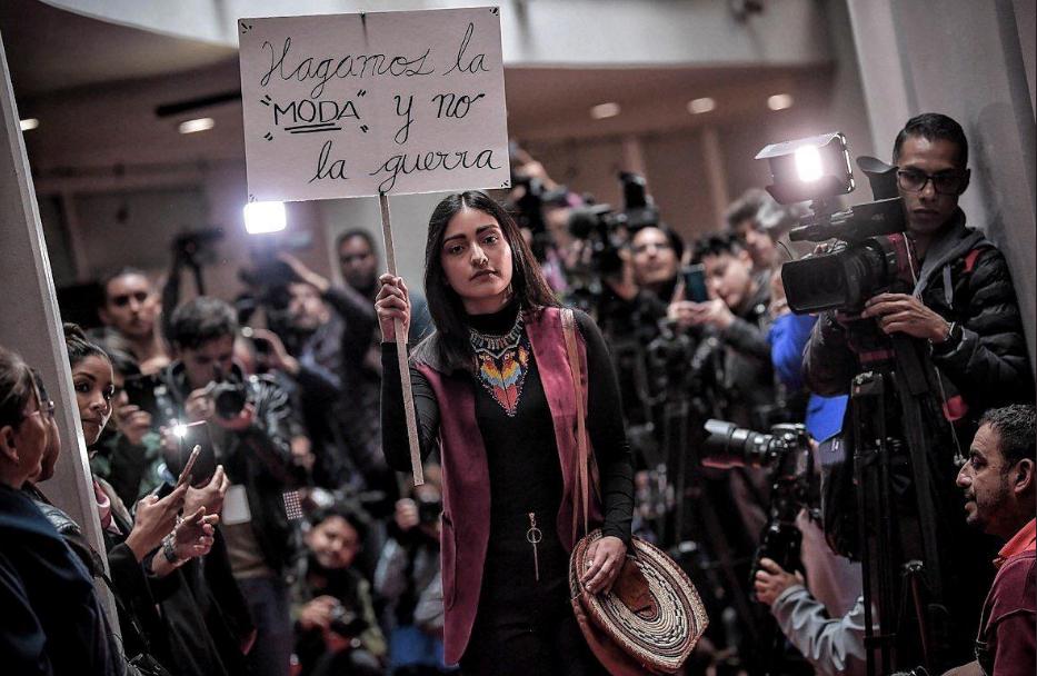 Con desfile de modas, excombatientes de Farc hacen la paz  | Nacional | Colombia | EL FRENTE