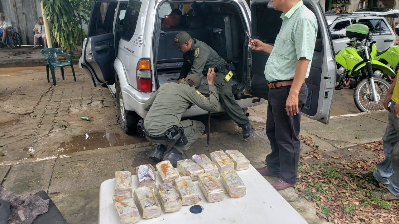Fue detenido por portar un arma y le hallaron $300 millones | Local | Justicia | EL FRENTE