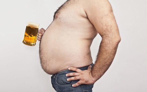 La barriga cervecera no es una inversión saludable | EL FRENTE