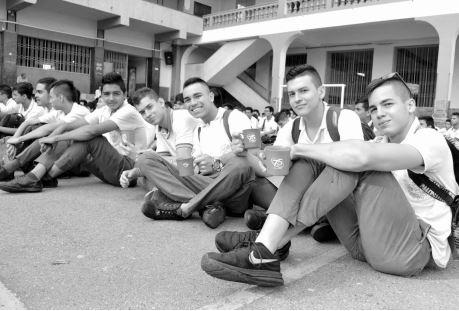 En la celebración de los 75 AÑOS del Instituto Técnico Eloy Valenzuela   Especiales   Variedades   EL FRENTE