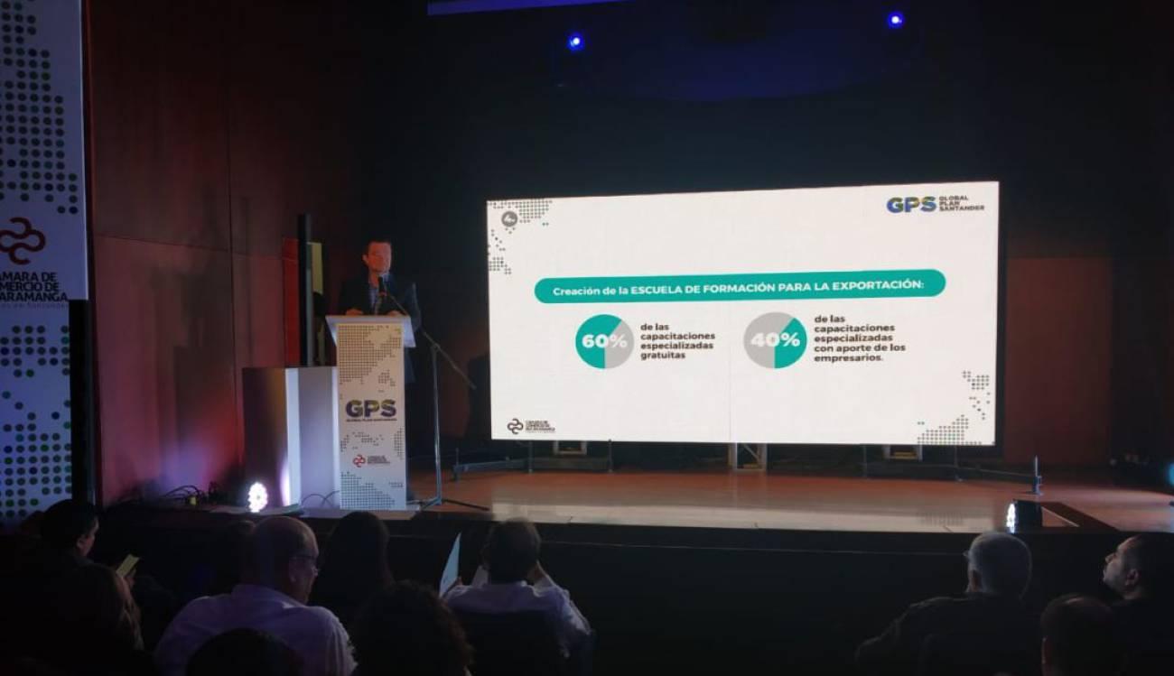 Creada GPS, Global Plan Santander. La meta: internacionalizar la economía del departamento  | Local | Economía | EL FRENTE