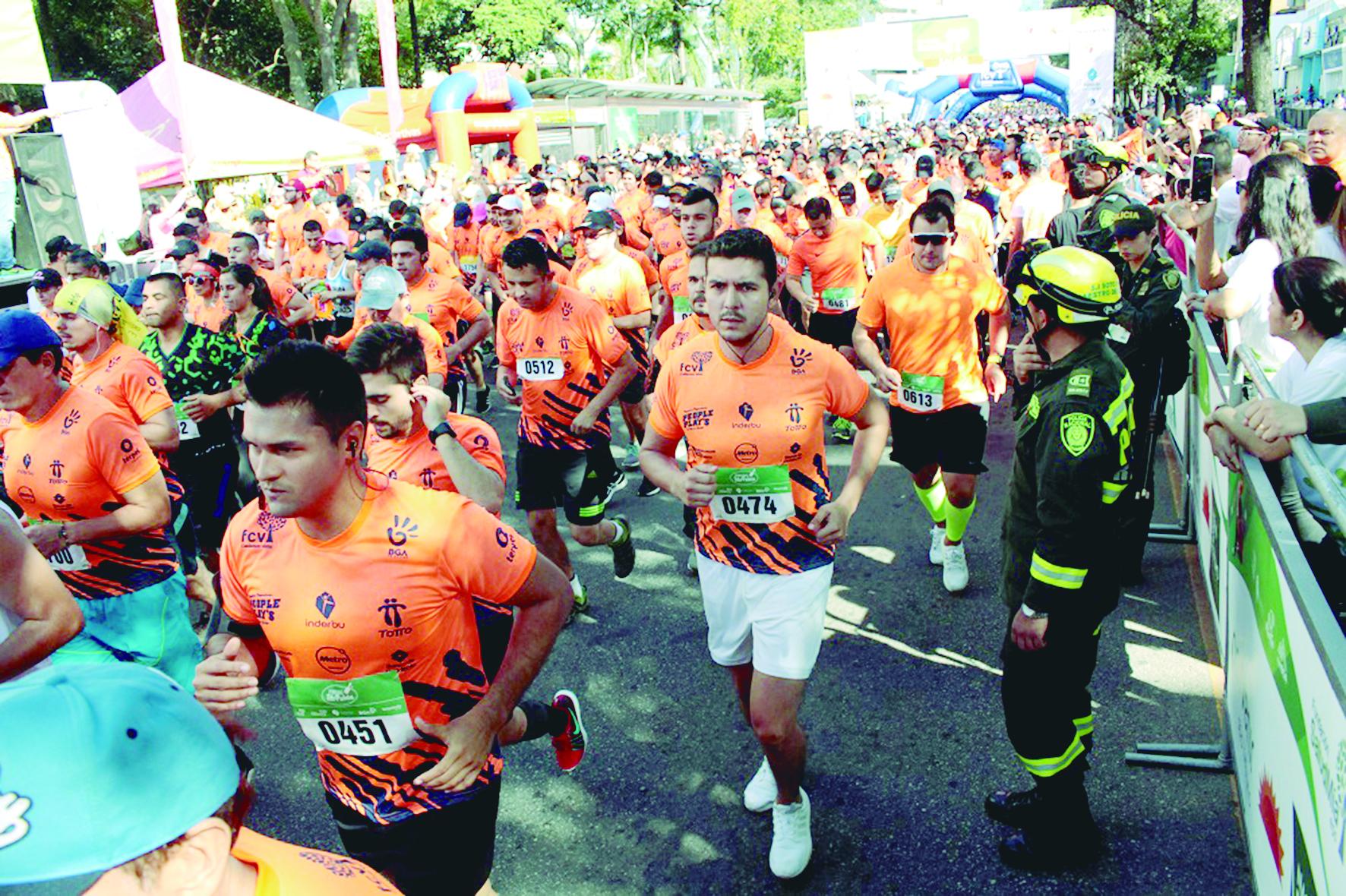 Todo listo para la Media Maratón de Bucaramanga – FCV | Local | Deportes | EL FRENTE