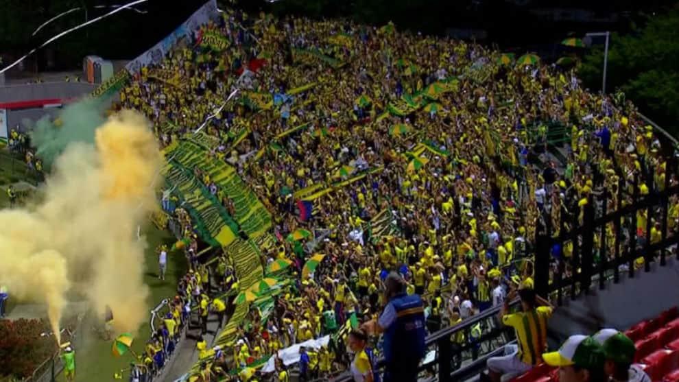 Tribuna Sur del estadio Alfonso López estará cerrada por tres fechas | Local | Deportes | EL FRENTE