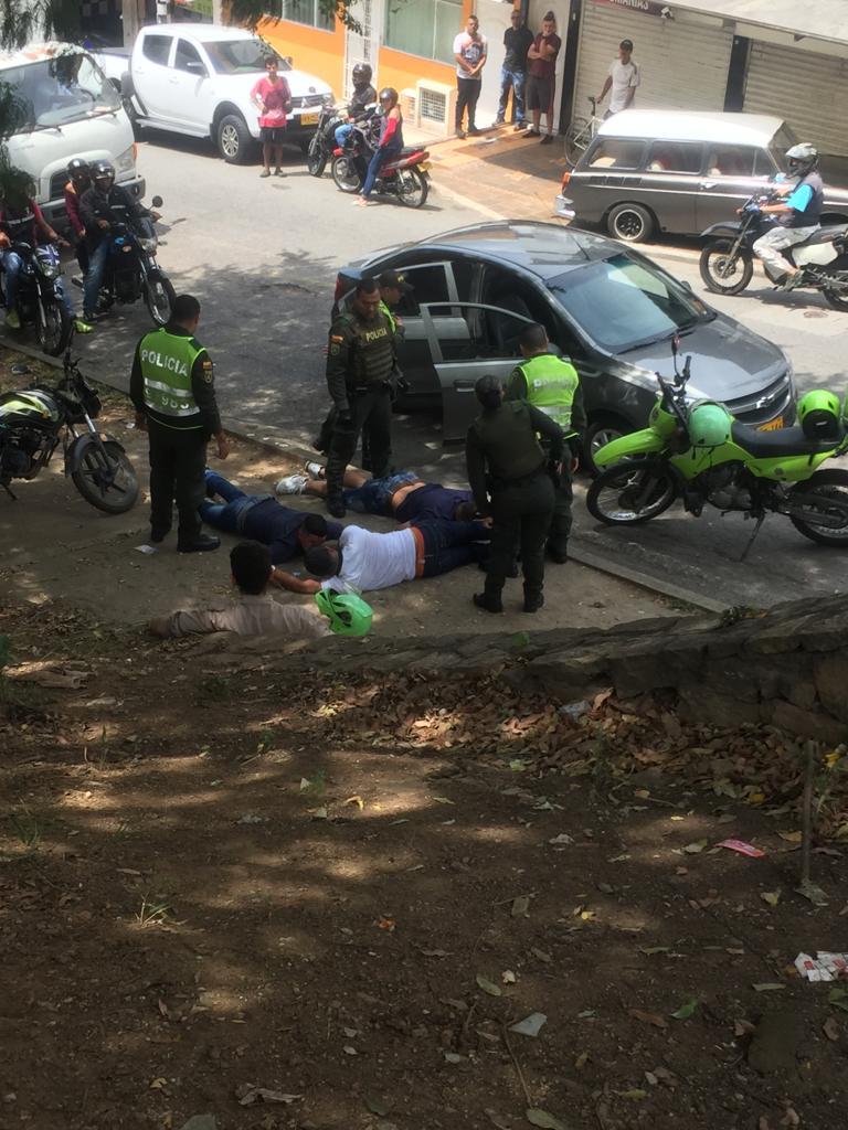 Capturado homicida de mecánico en barrio Villabel   EL FRENTE