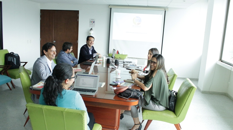La Red Colombiana para la internacionalización de la Educación Superior (RCI) sesionó en la IUS    EL FRENTE