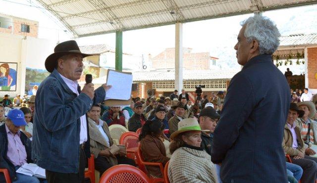 Este viernes 11 de octubre en Chinácota se inicia concertación para delimitar el páramo Santurbán | EL FRENTE