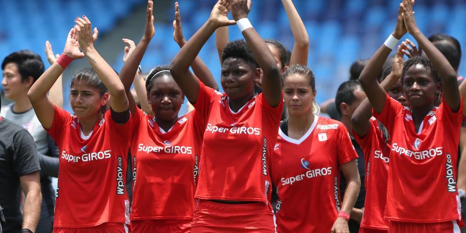 Copa Libertadores femenina con Huila, América y Medellín en representación de Colombia | EL FRENTE