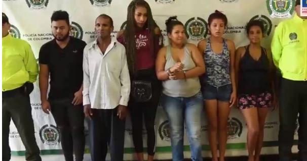 Menores eran drogados y disfrazados para ser explotados sexualmente | EL FRENTE
