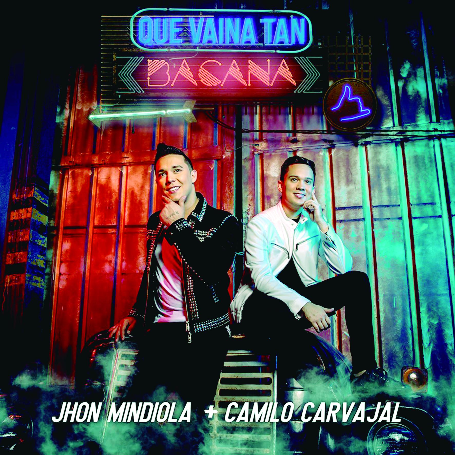 """'Que vaina tan bacana' """"Tomando a Morir"""" en la nueva producción musical de Jhon Mindiola   Entretenimiento   Variedades   EL FRENTE"""