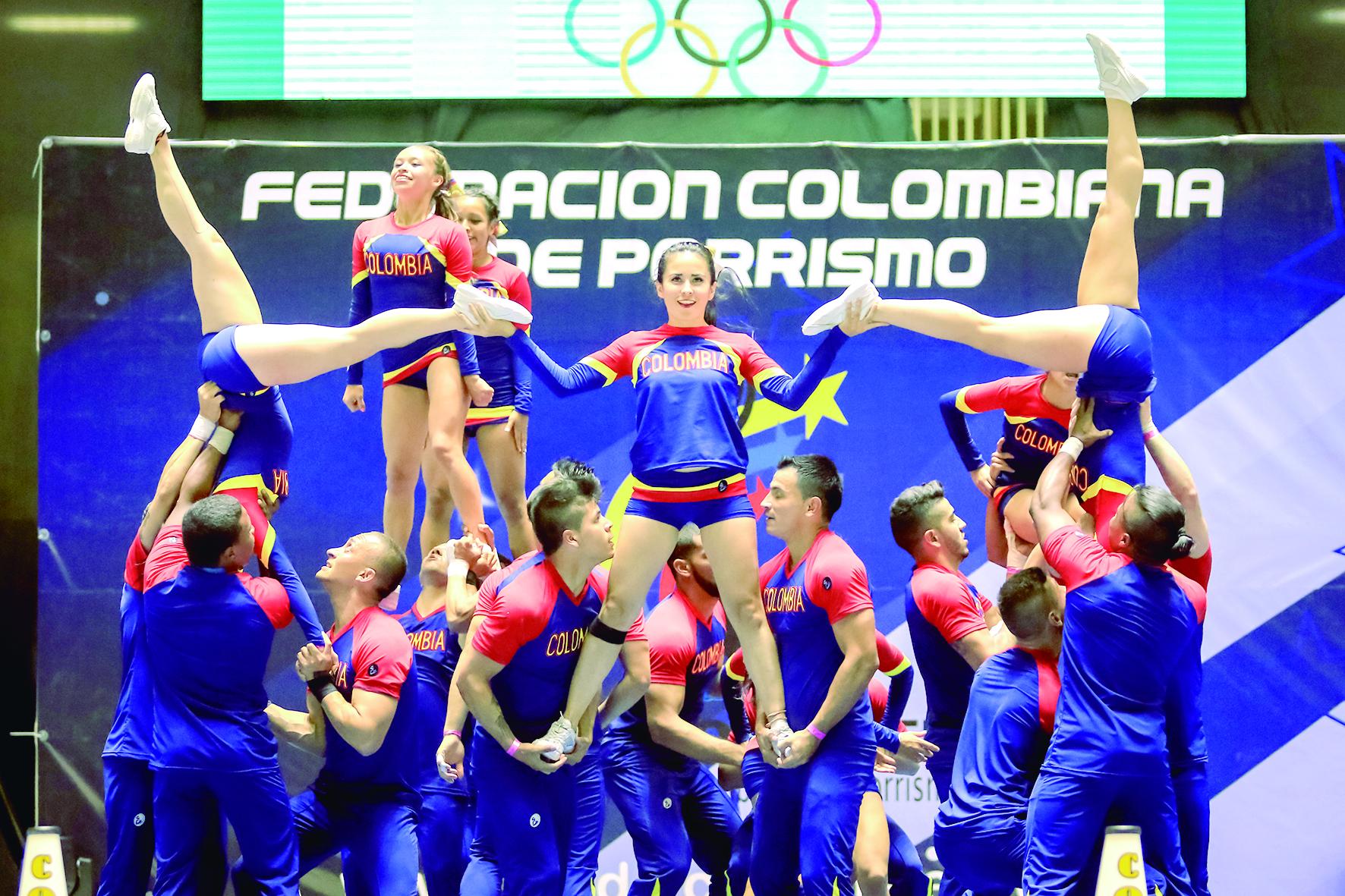 Porrismo del más alto nivel en Bucaramanga  | Local | Deportes | EL FRENTE