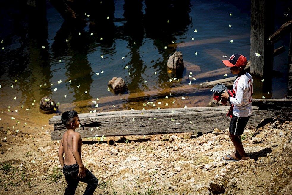 Más de 26 millones de niños en América Latina viven en riesgo por cambio climático   EL FRENTE