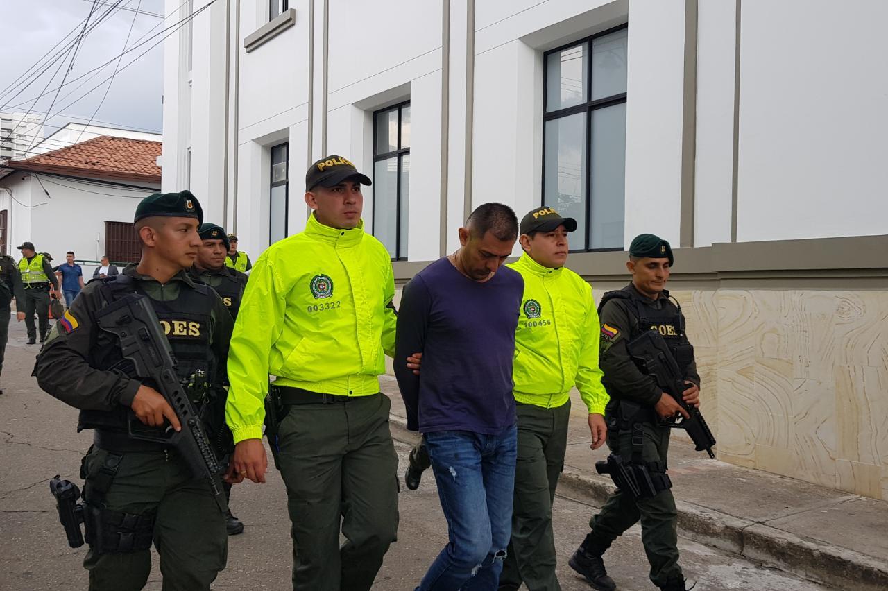 Capturado presunto autor material del homicidio de Yamile Guerra | EL FRENTE