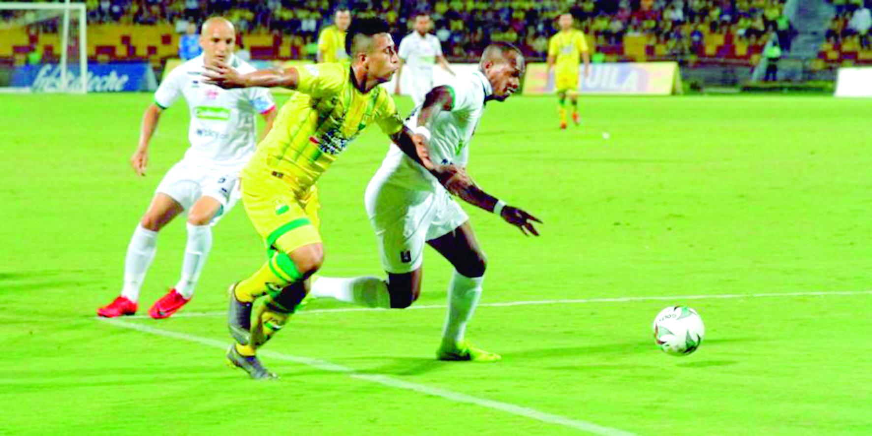 Bucaramanga en la misma tónica …volvió a perder | Local | Deportes | EL FRENTE
