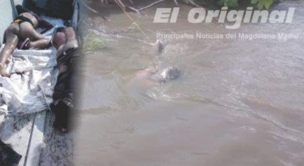 Encuentran dos cuerpos con posible necrofilia en río Magdalena | EL FRENTE