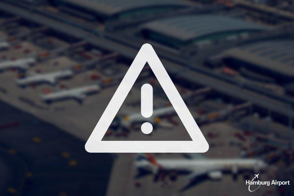 Por bomba de la Segunda Guerra Mundial fue cerrado el aeropuerto de Hamburgo  | EL FRENTE