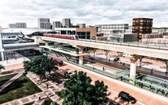 Consorcio chino construirá el metro elevado de Bogotá | Colombia | EL FRENTE
