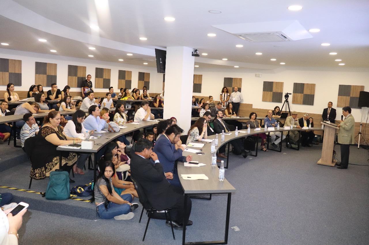 Avanza en las UTS el Congreso Internacional RIACO-ASCOLFA 2019    Educación   Variedades   EL FRENTE