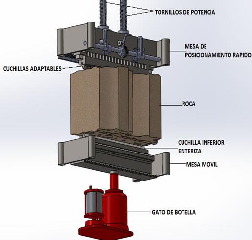 UIS obtiene nueva patente para máquina que corta piedra. Artesanos de Santander beneficiados   Educación   Variedades   EL FRENTE