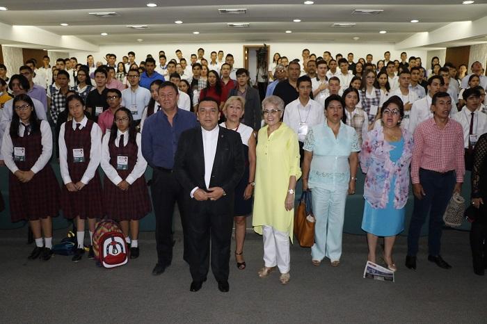Inauguración del SICSO Junior UPB 2019. Estudiantes bachilleres con ponencias de talla universitaria   Educación   Variedades   EL FRENTE