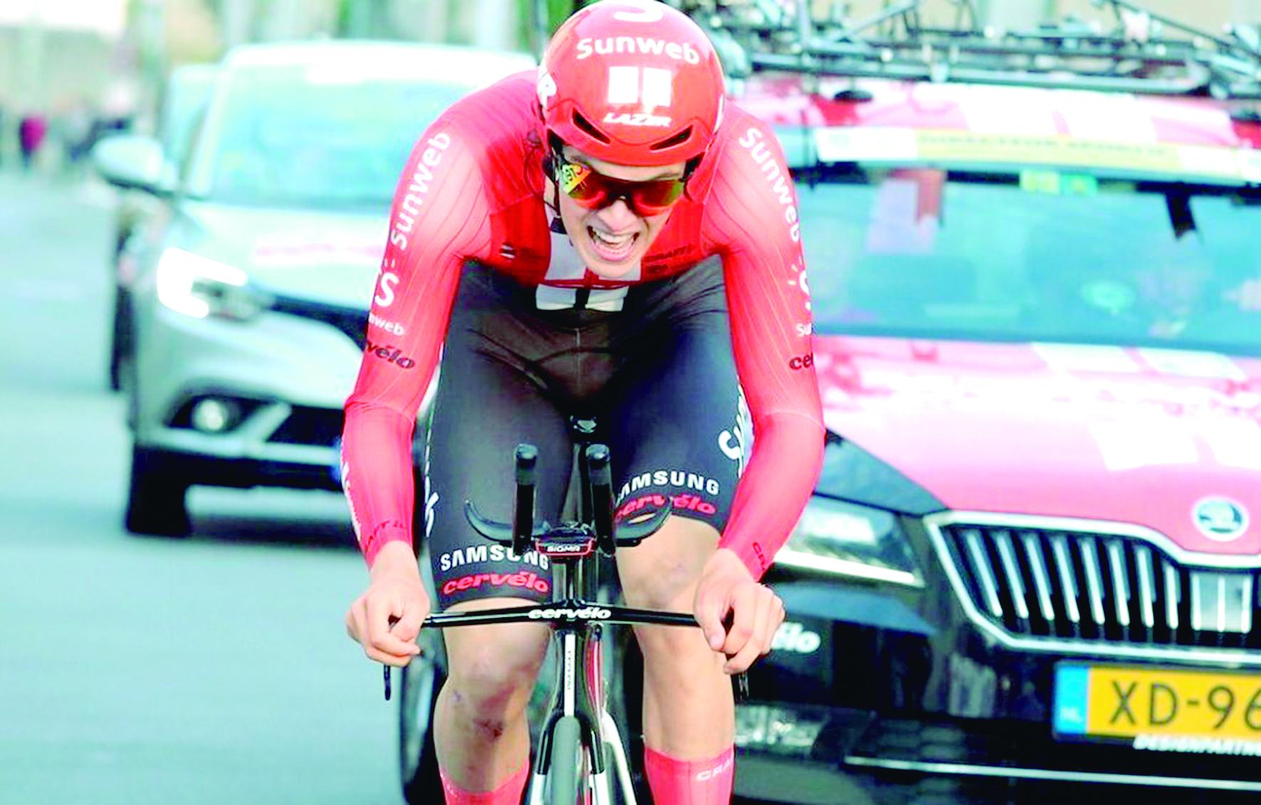 Ciclista queda parapléjico tras sufrir accidente | Deportes | EL FRENTE
