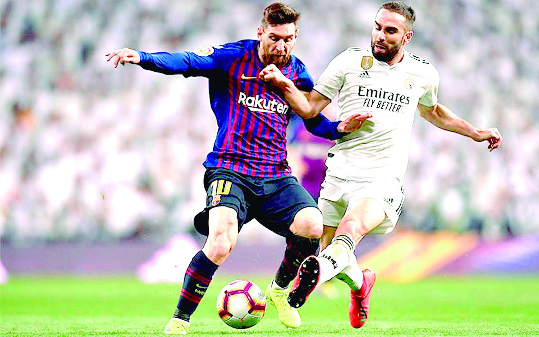 Clásico español aplazado hasta el 18 de diciembre | Deportes | EL FRENTE