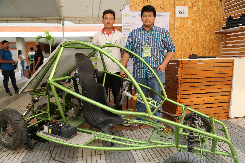 Semilla Expo es la Feria de la Investigación e Innovación de las UTS   Educación   Variedades   EL FRENTE
