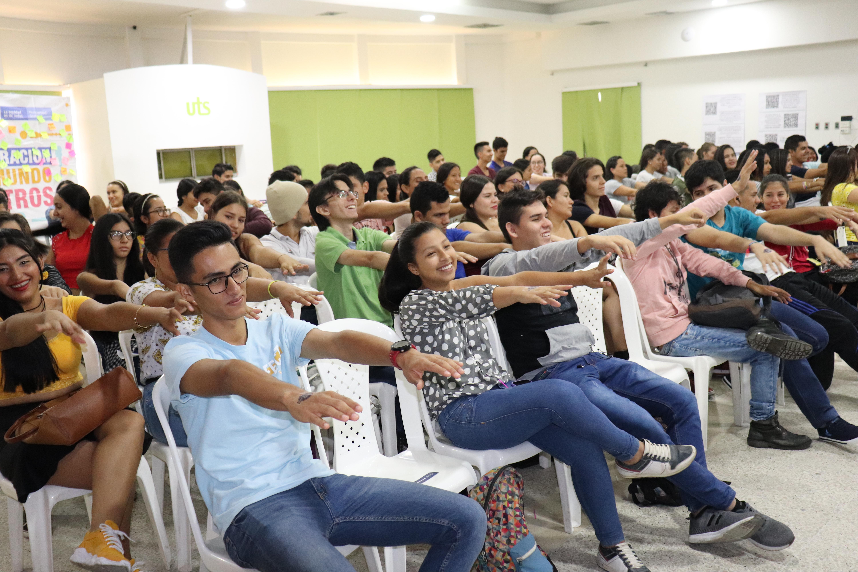 Encuentro Tour #SoyGeneraciónE en las UTS | EL FRENTE