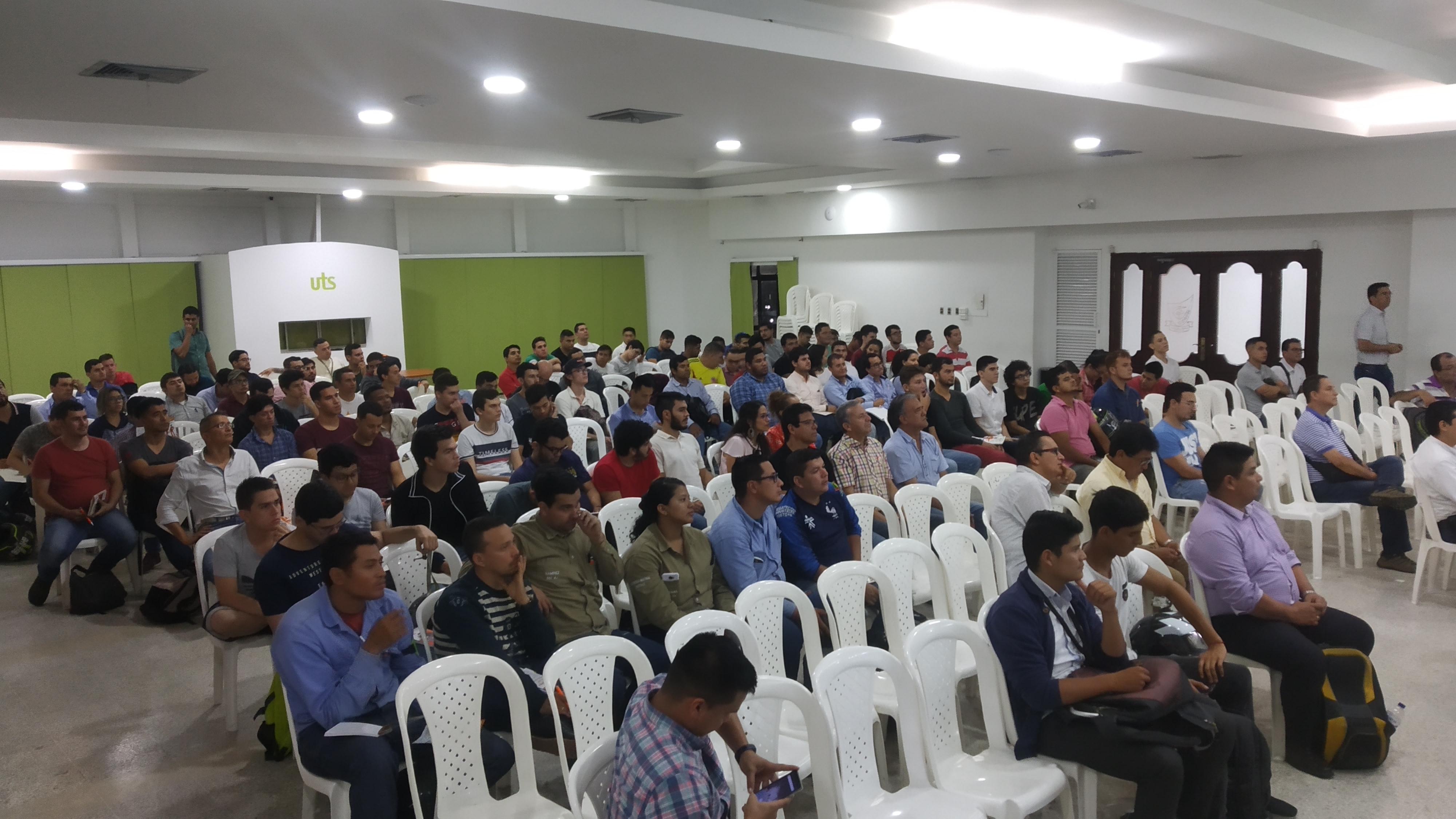 Eventos UTS. Divulgación de Autoevaluación del programa de Electricidad | EL FRENTE