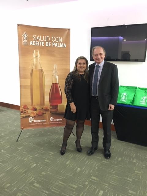 Ventajas innegables del aceite de palma. Aliado para la salud y gran nutrición de los colombianos | EL FRENTE