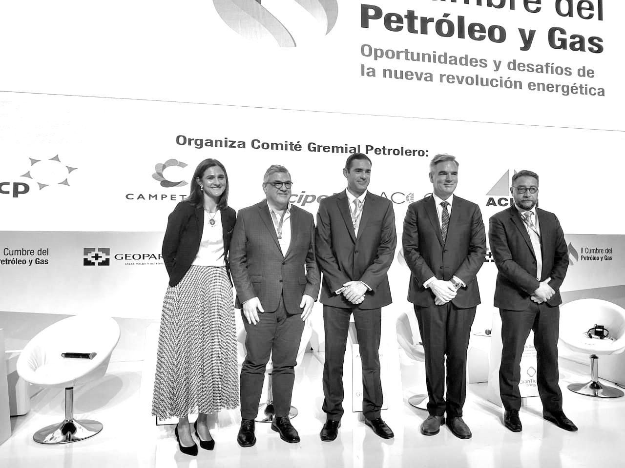 Sector Hidrocarburos le apunta al crecimiento y la diversificación  | Nacional | Política | EL FRENTE