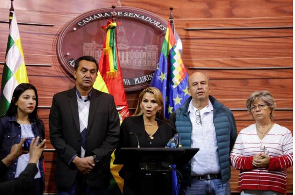 Bolivia rompe relaciones con Venezuela   EL FRENTE