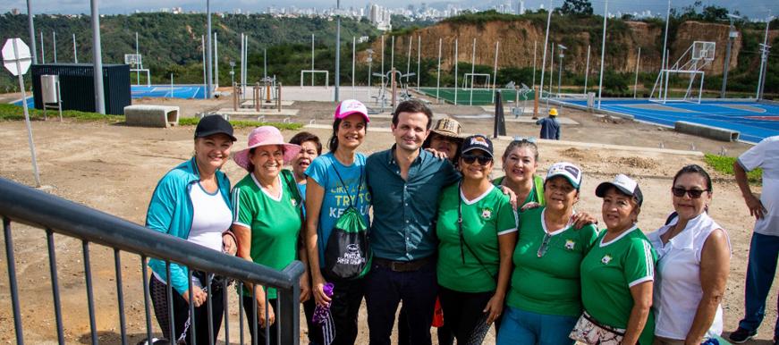 Alcalde ratificó compromisos en Fontana y el Porvenir | EL FRENTE